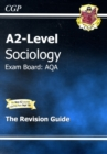 Image for A2-level sociology: The revision guide