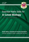 Image for A-Level Biology: Essential Maths Skills