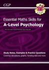 Image for A-Level Psychology: Essential Maths Skills