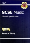 Image for GCSE music: Edexcel areas of study