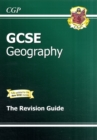Image for GCSE Geography Revision Guide (A*-G Course)