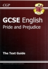 Image for Pride and prejudice by Jane Austen  : the text guide