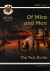 Image for Of mice and men by John Steinbeck  : the text guideFoundation level