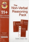 Image for The 11+ Non-Verbal Reasoning Bundle Pack - Standard Answers (for GL & Other Test Providers)