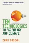 Image for Ten technologies to fix energy and climate
