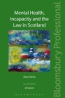 Image for Mental health, incapacity and the law in Scotland