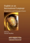 Image for English as an international language  : perspectives and pedagogical issues