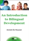 Image for An introduction to bilingual development