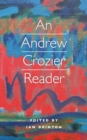 Image for An Andrew Crozier reader