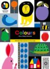 Image for Colours  : with lift-flap suprises on every page