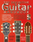 Image for The definitive guitar handbook