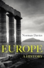Image for Europe  : a history