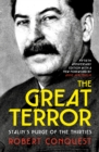 Image for The great terror  : Stalin's purge of the thirties