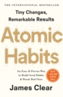Image for Atomic habits  : an easy and proven way to build good habits and break bad ones