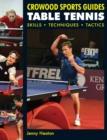 Image for Table tennis  : skills, techniques, tactics