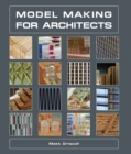 Image for Model making for architects