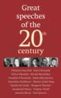 Image for Great speeches of the 20th century