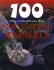 Image for 100 things you should know about nocturnal animals