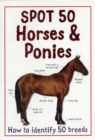Image for Spot 50 horses & ponies