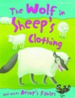Image for The wolf in sheep's clothing and other Aesop's fables