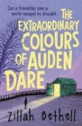 Image for The extraordinary colours of Auden Dare