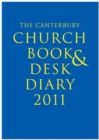 Image for Canterbury Church Book and Desk Diary 2011