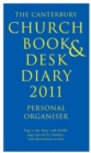 Image for Canterbury Church Book and Desk Diary 2011 : The-personal Organiser
