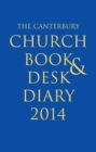 Image for The Canterbury Church Book and Desk Diary 2014
