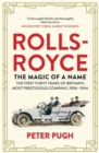 Image for Rolls-royce: the magic of a name  : the magic of a name