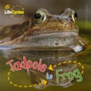 Image for Tadpole to frog
