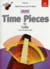 Image for More time pieces for cello  : music through the agesVolume 1