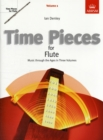 Image for Time pieces for flute  : music through the ages in three volumesVolume 1
