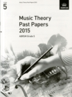 Image for Music Theory Past Papers 2015, ABRSM Grade 5