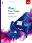 Image for Piano Exam Pieces 2017 & 2018, ABRSM Grade 1 : Selected from the 2017 & 2018 syllabus