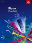 Image for Piano Prep Test : revised 2016