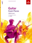 Image for Guitar Exam Pieces from 2019, ABRSM Grade 1 : Selected from the syllabus starting 2019