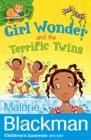 Image for Girl Wonder and the Terrific Twins
