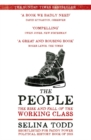 Image for The people  : the rise and fall of the working class