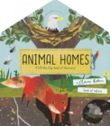 Image for Animal homes  : a lift-the-flap book of discovery