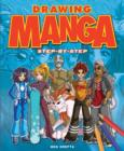 Image for Drawing manga  : step-by-step