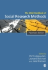 Image for The SAGE handbook of social research methods