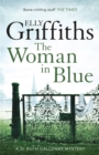 Image for The woman in blue