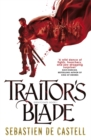 Image for Traitor's blade