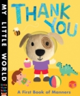 Image for Thank you  : a first book of manners