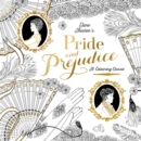 Image for Jane Austen's Pride and prejudice  : a colouring classic