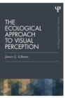 Image for The ecological approach to visual perception