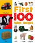 Image for First 100 farm words