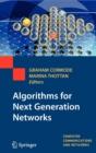 Image for Algorithms for next generation networks