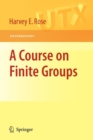 Image for A course on finite groups