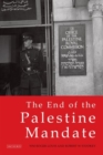 Image for The end of the Palestine mandate